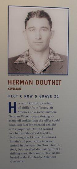 Herman Douthit
