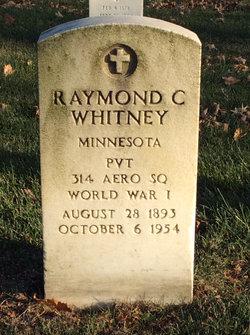 Raymond Cook Whitney