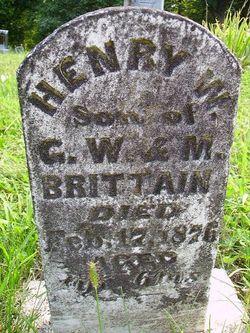 Henry W Brittain