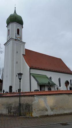 Kirchfriedhof St. Martin