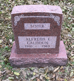 Alfreda I Calhoun