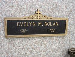 Evelyn M Nolan