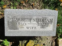 Elizabeth <I>Duchardt</I> Needham