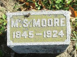 Margaret S <I>Tedrow</I> Moore
