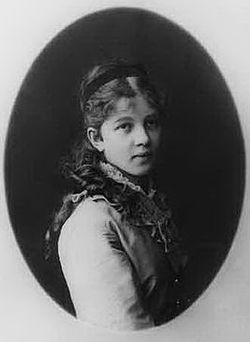 Alexandra Andreyevna <I>Beketova</I> Kublitskaya-Piottukh