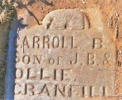 Carroll B. Cranfill