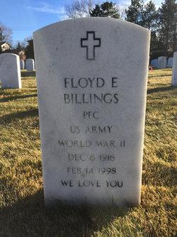 Floyd E Billings