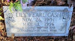 Lily Pearl <I>Chandler</I> Cash