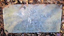 Herbert Lee Cash