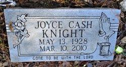 Joyce <I>Cash</I> Knight