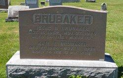 Isaac B Brubaker