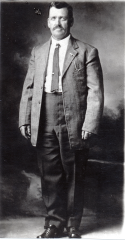 George Houston Ross, Sr