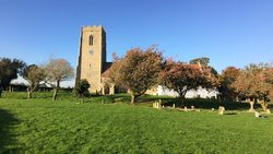 Morley St Botolph's Churchyard