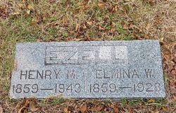 Elmina Wilmouth <I>Rowden</I> Ezell