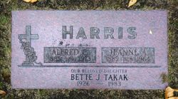 Jeanne A IClauson I Harris