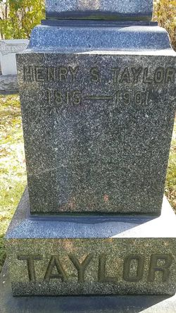 Henry S Taylor family doctor