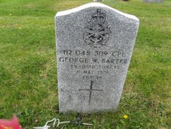 Corp George William Barter