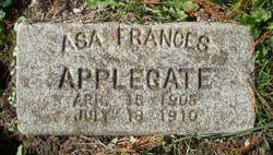 Asa Frances Applegate