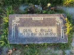 Sarah Deal <I>Cherrington</I> Miller