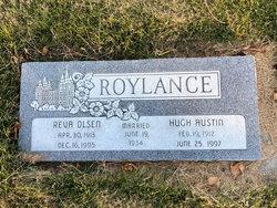 Hugh Austin Roylance