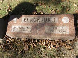 Ruth O <I>Hart</I> Blackburn