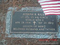 LTC Joseph R. Riley