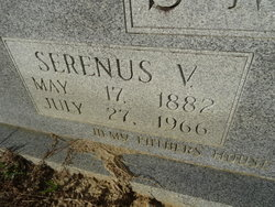 Serenus Vivian Smith