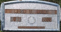 Rosa T Arias