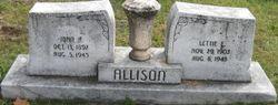 John Henry Allison