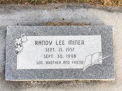 Randy Lee Miner