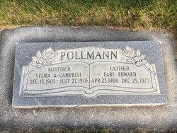 Earl Edward Pollman