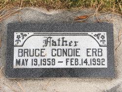 Bruce Condie Erb