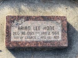 Brian Lee Hone