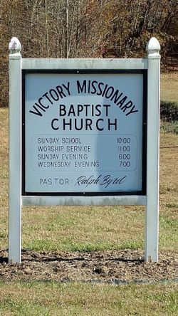 Victory Missionary Baptist Church Cemetery