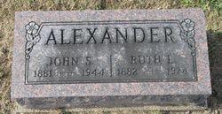 John S. Alexander