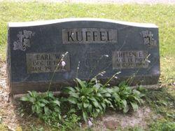 Helen E <I>Beitzel</I> Kuffel