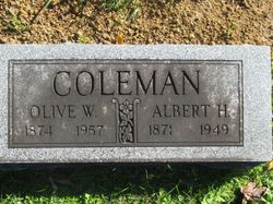 Albert H. Coleman