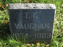 Thomas George Vaughan