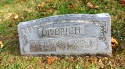 Mary Letitia <I>Thompson</I> Diedrich