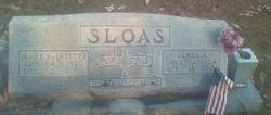 James Albert Sloas