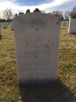 Emory J Kinsall