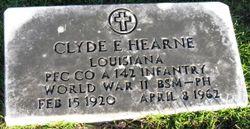 Clyde E Hearne