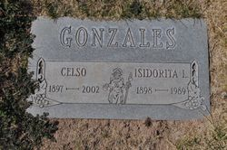 Celso Gonzales