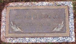 Calvin D. Harp, Jr