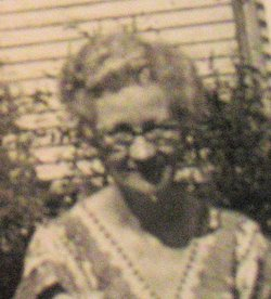 Ella Lee Hord <I>Bramel</I> Markwell