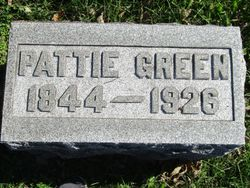 Pattie Green