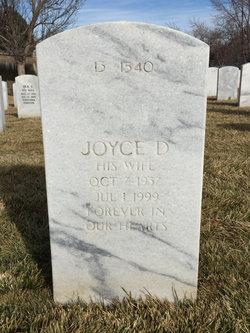Joyce D Bernard