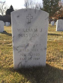 William J Beston