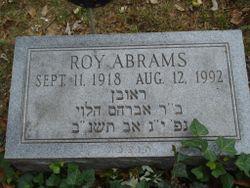 Roy Abrams