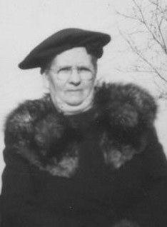 Minnie Ethelene <I>Hefner</I> Justus
